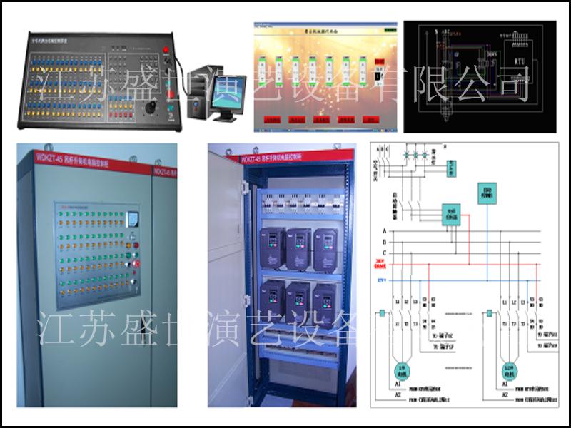 WDKZT机械控制系统